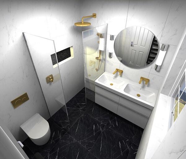 3D Bathroom Design Services Northampton