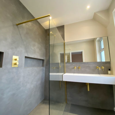 Ensuite Bathroom Refurbishment Northampton 01