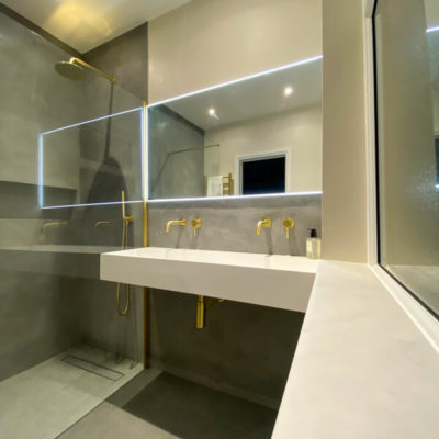 Ensuite Bathroom Refurbishment-Northampton