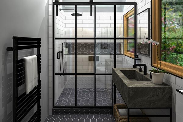 3D Bathroom Design Services