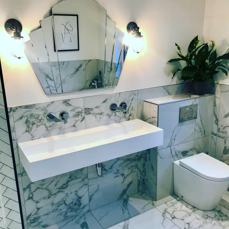 Featured Baptist Bathrooms